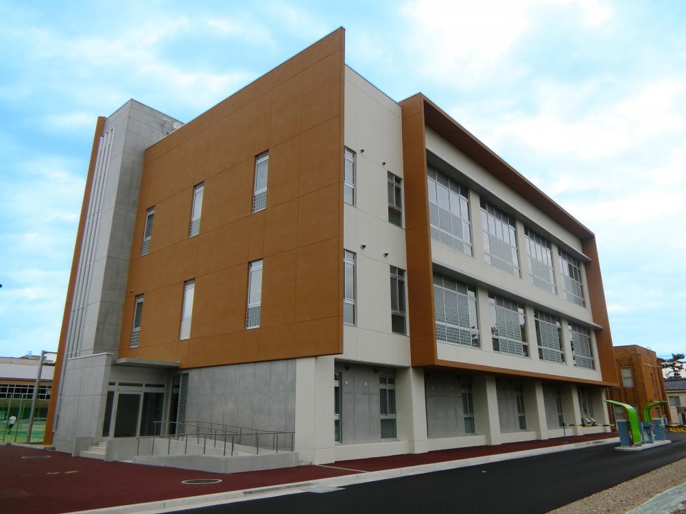 旭町キャンパスにサークル共用施設が完成しました
