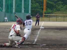 6.19 硬式野球部2