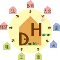 ダブルホームロゴ