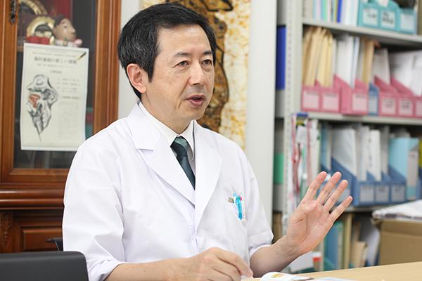 医歯学系(大学院 医歯学総合研究科)小野高裕 教授