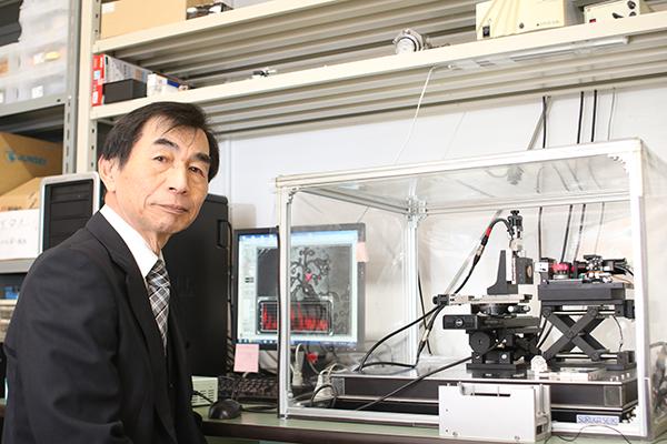 自然科学系(工学部)新田 勇 教授