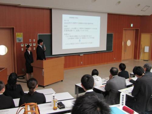 【成果報告会】大学1・2年生がチャレンジした企業での約1ヶ月のインターンシップ:その経験と学びを語る