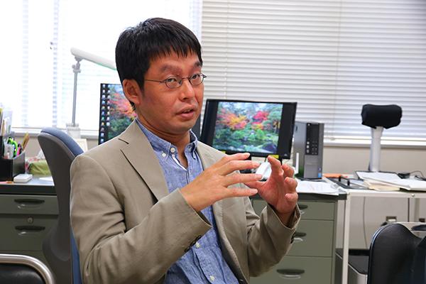 超域学術研究院(経済分野)左近 幸村 准教授