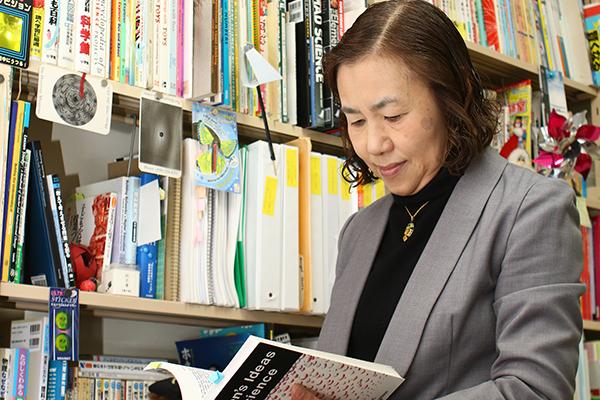 人文社会・教育科学系(教育学部)土佐 幸子 教授