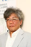 自然科学系(理学部)梅林 泰宏 教授