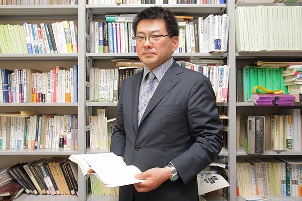 人文社会・教育科学系(法学部)今本 啓介 准教授