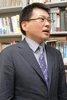 人文社会科学系(法学部)今本 啓介 准教授