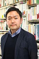 中村 元 准教授 人文社会科学系(人文学部)
