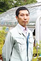 森口 喜成 准教授 自然科学系(農学部)