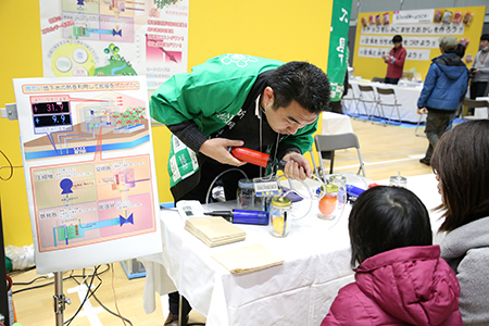 青少年のための科学の祭典新潟県大会
