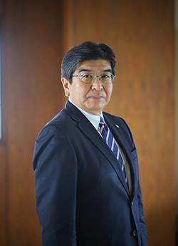 理事[入試・国際連携 担当]坂本 信