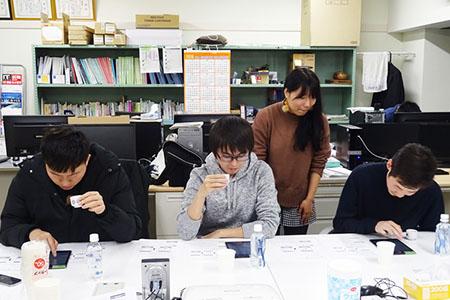 日本酒についての研究