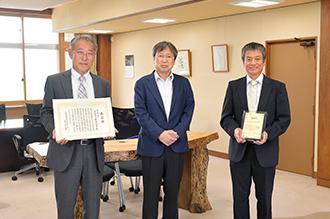 インターンシップアワード優秀賞受賞